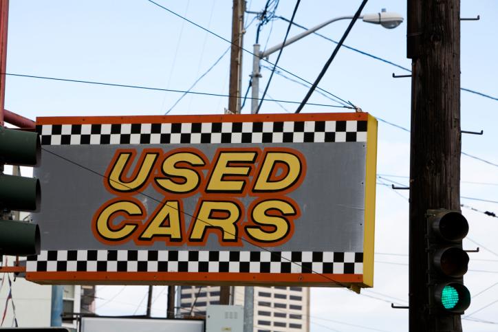 Manheim Used Car Market Report