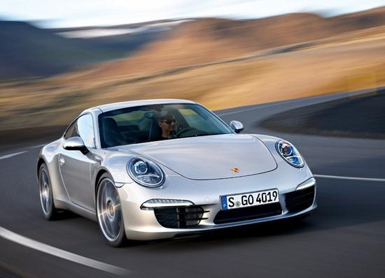Kelley Blue Book S Kbb Com Names Porsche 911 2012 Best Redesigned