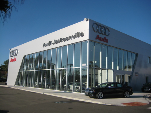Audi recognizes 106 dealers with 2011 magna society awards for Architectural services near me