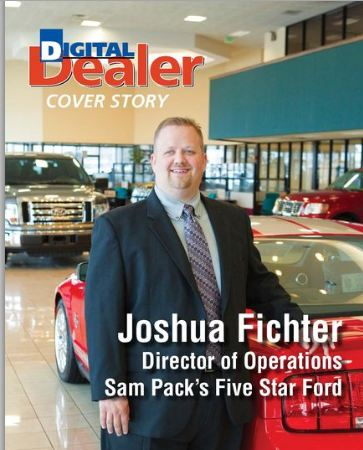 Five Star Ford North Richland Hills >> Joshua Fichter Director Of Operations Sam Pack S Five Star Ford