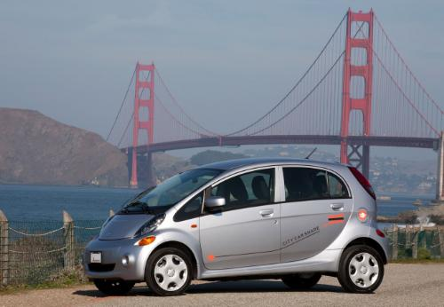 Mitsubishi Motors Makes First Fleet Delivery Of The 2012 Mitsubishi I MiEV    Digital Dealer
