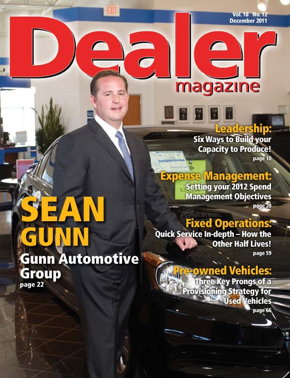 Sean Gunn Gunn Automotive Group Digital Dealer