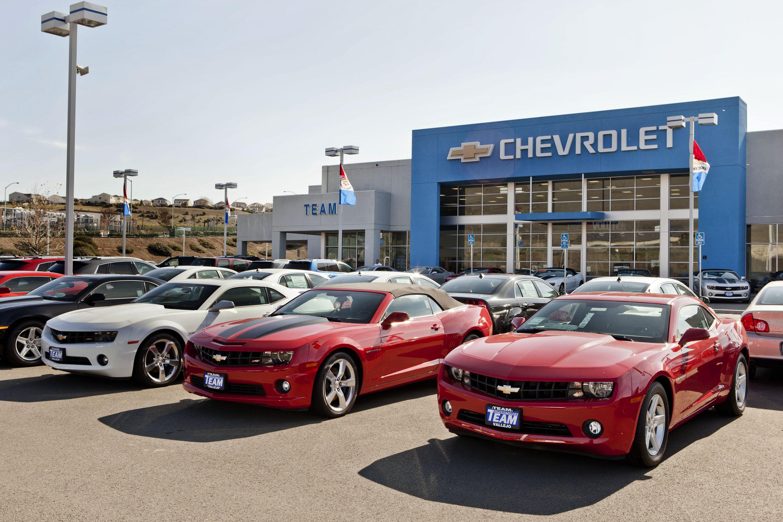 Research: Chevrolet Dealers Earn Top Spot in Customer ... | chevrolet dealers