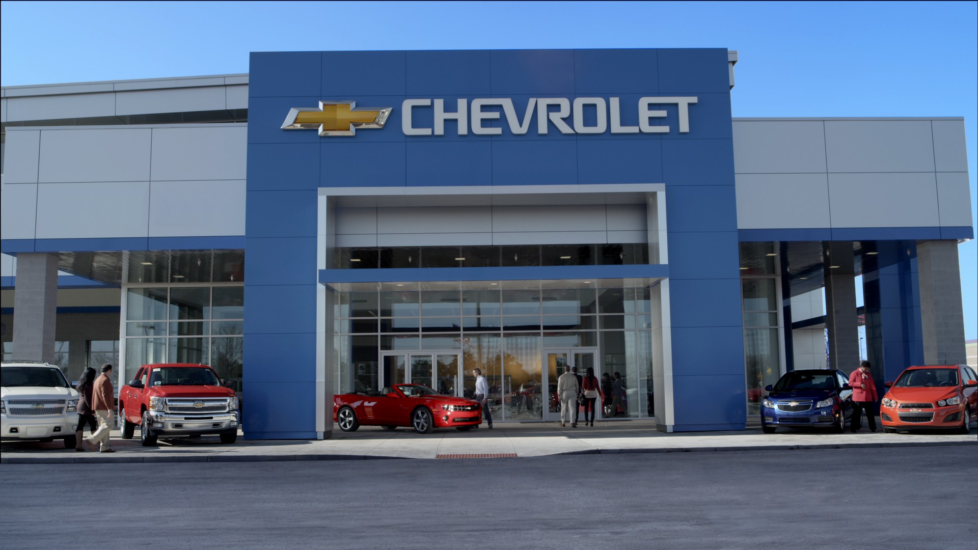 U2018under The Blue Arch U2019 To Debut In Chevy Dealer