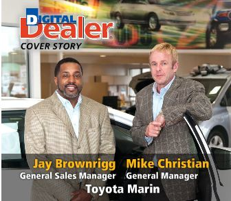 Mike General Manager And Jay Brownrigg S From Toyota Marin