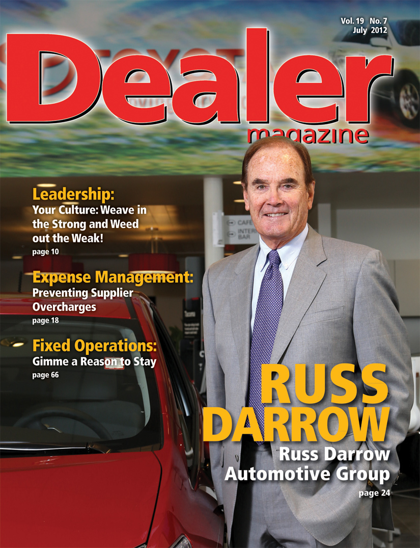 Russ Darrow Russ Darrow Automotive Group Digital Dealer