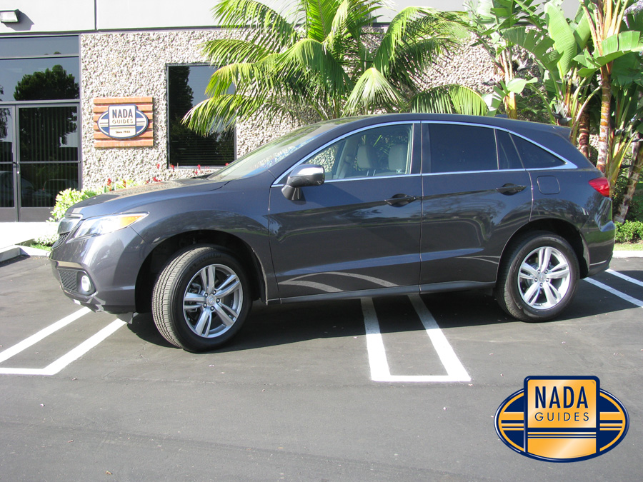 NADAguides.com Names the 2013 Acura RDX Featured Vehicle of the ...
