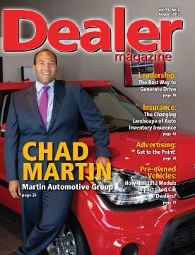 Chad Martin, Martin Automotive Group - Digital Dealer