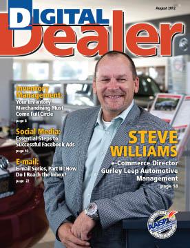 Steve Williams, e-Commerce Director, Gurley Leep Automotive Management - Digital Dealer