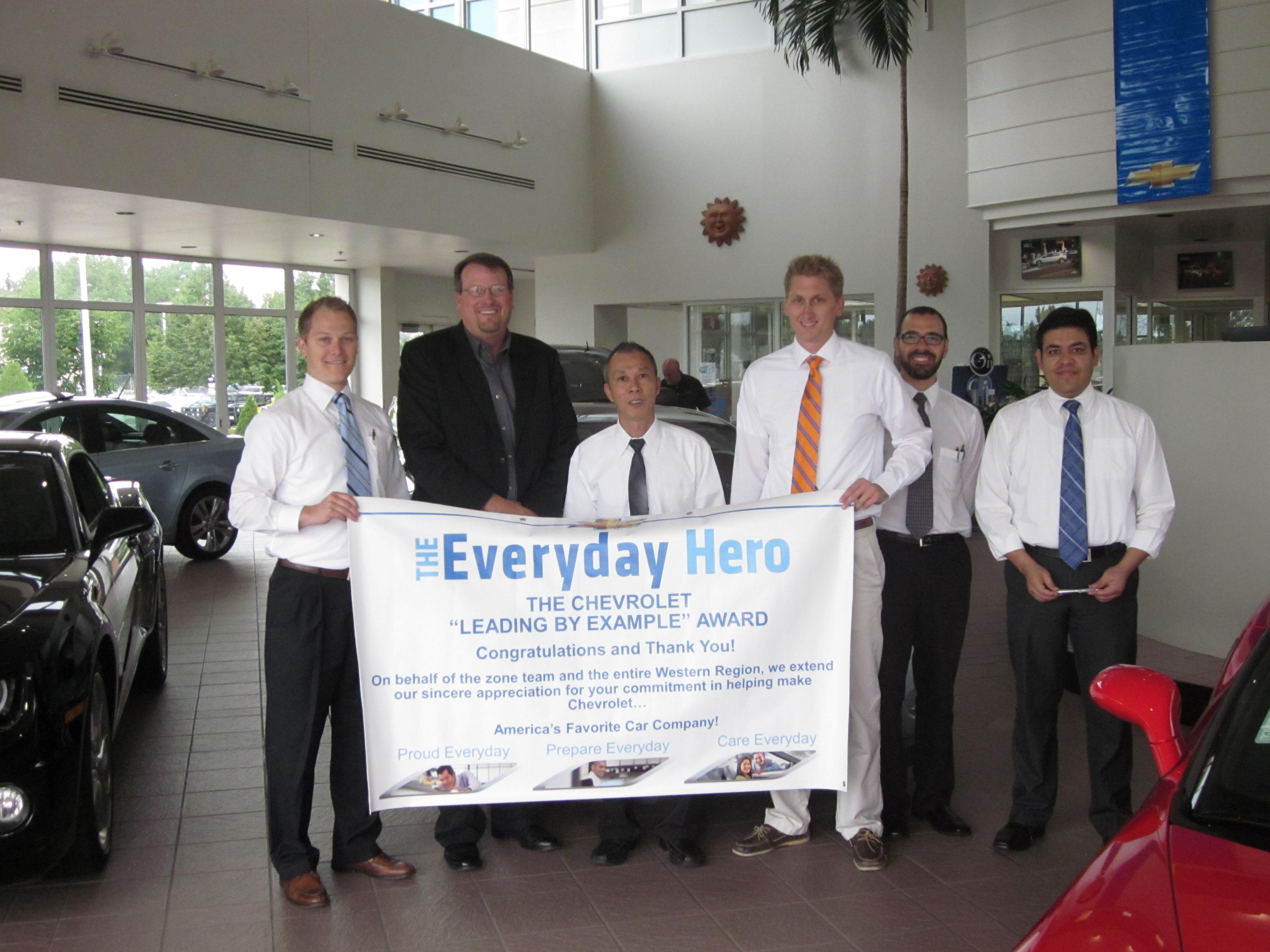 Medved Wheat Ridge >> Medved Chevrolet Honored For Leading By Example Digital Dealer