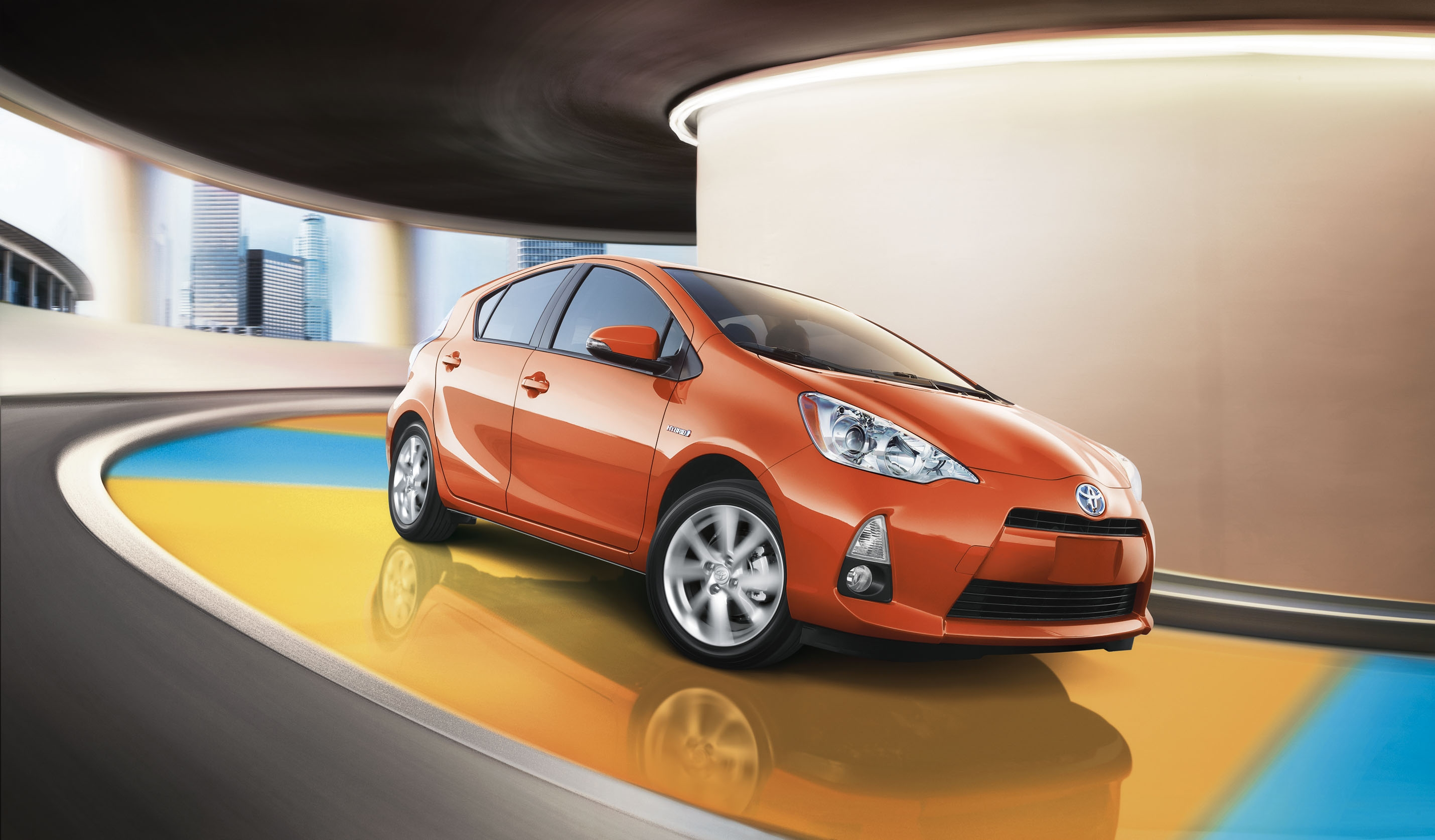 For College Graduates, Southeast Toyota Finance Just Made The Car Buying  Experience A Little Greener. The Prius C, A Hot Selling Choice For  Trend Setting ...