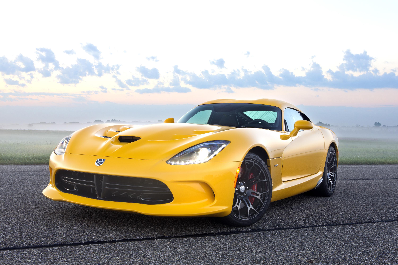 Chrysler Group Announces Pricing For 2013 Srt Viper Models Digital