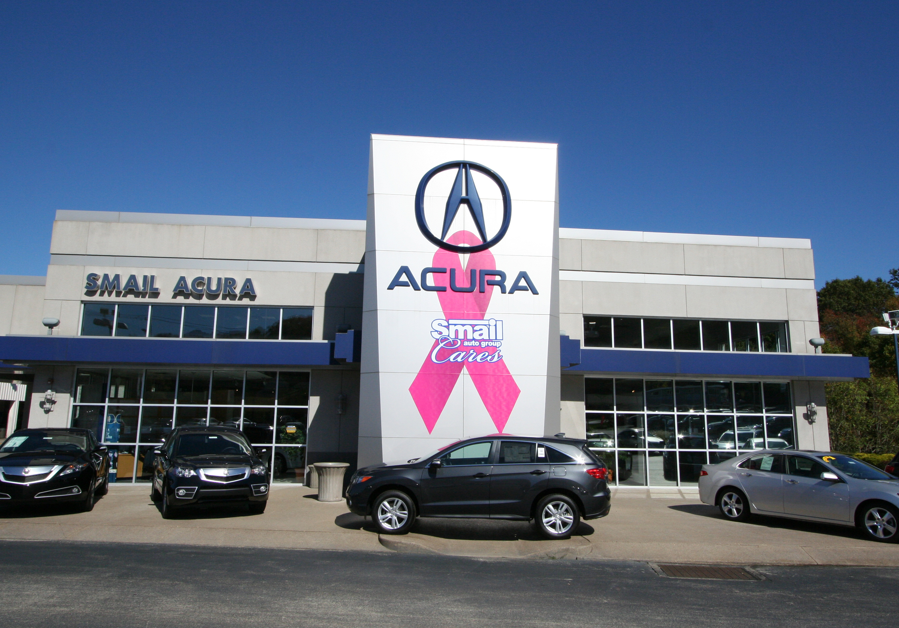 Smail Auto Group Continues It S Campaign To Support Breast