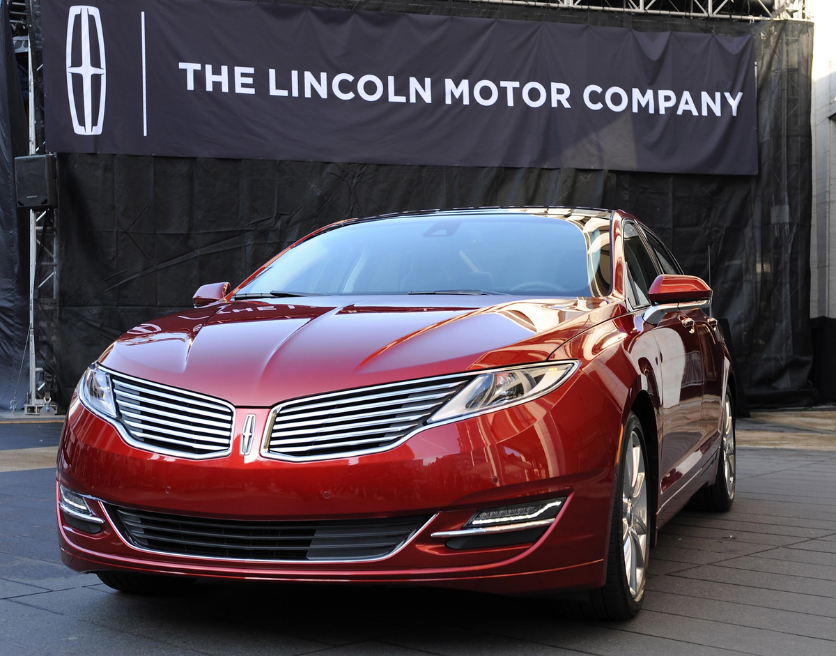 Lincoln Motor Company >> Lincoln Forges Dynamic New Path With The Introduction Of