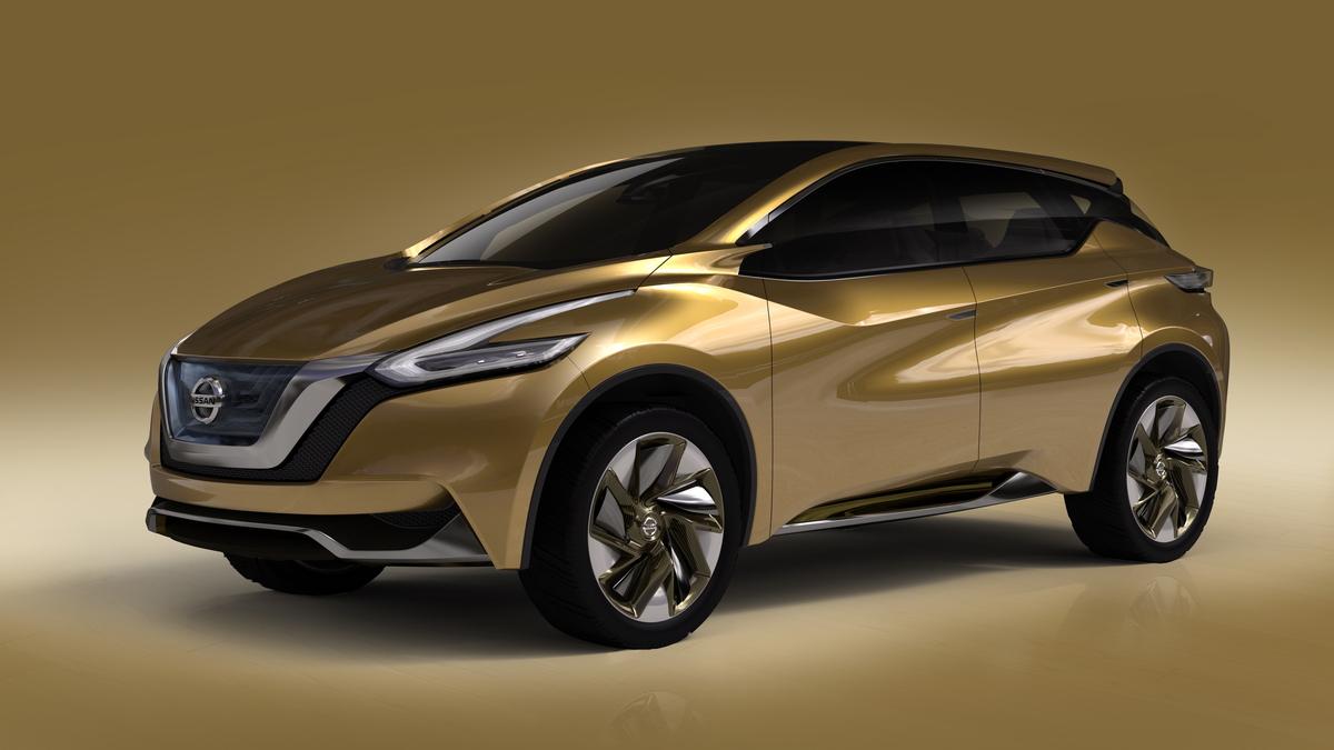 Nissan Resonance Concept Wins Eyeson Design Award For Best Concept