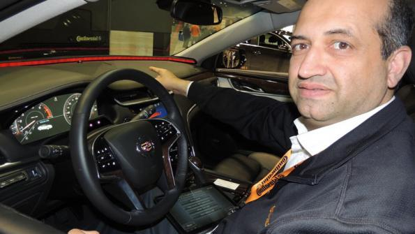 Driver Distraction, Safe Driving, Safety System, Driver Focus System, Chicago Auto Show