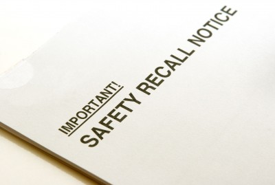 Safety Recall Notice