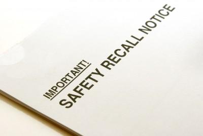Safety Recall Notice