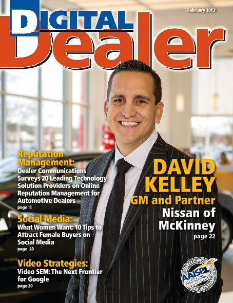 David Kelley, GM And Partner At Nissan Of McKinney, Is A Man On The Fast  Track.
