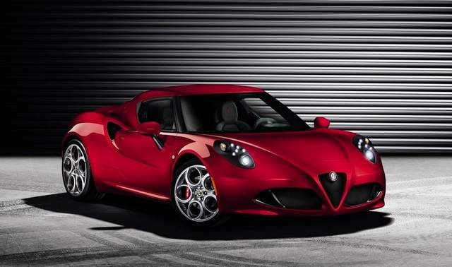 According To A Story On The Detroit News Fiat Chrysler Is Unveiling New Alfa Romeo