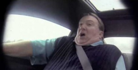Jeff Gordon Test Drive