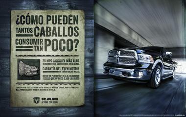 Ram Spanish Consumer Ad