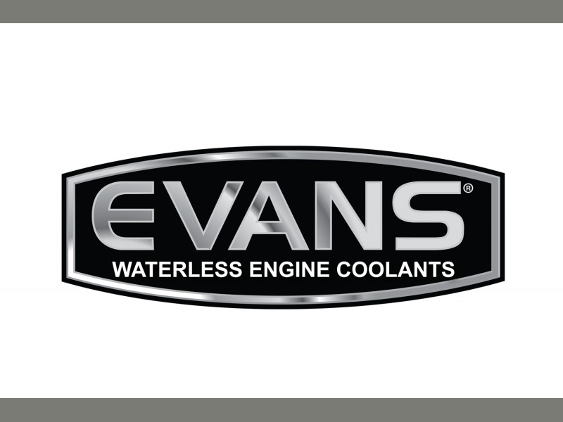 Evans Waterless Coolant Brand Logo Motocross