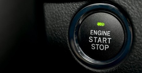 Start Stop Ignition Button