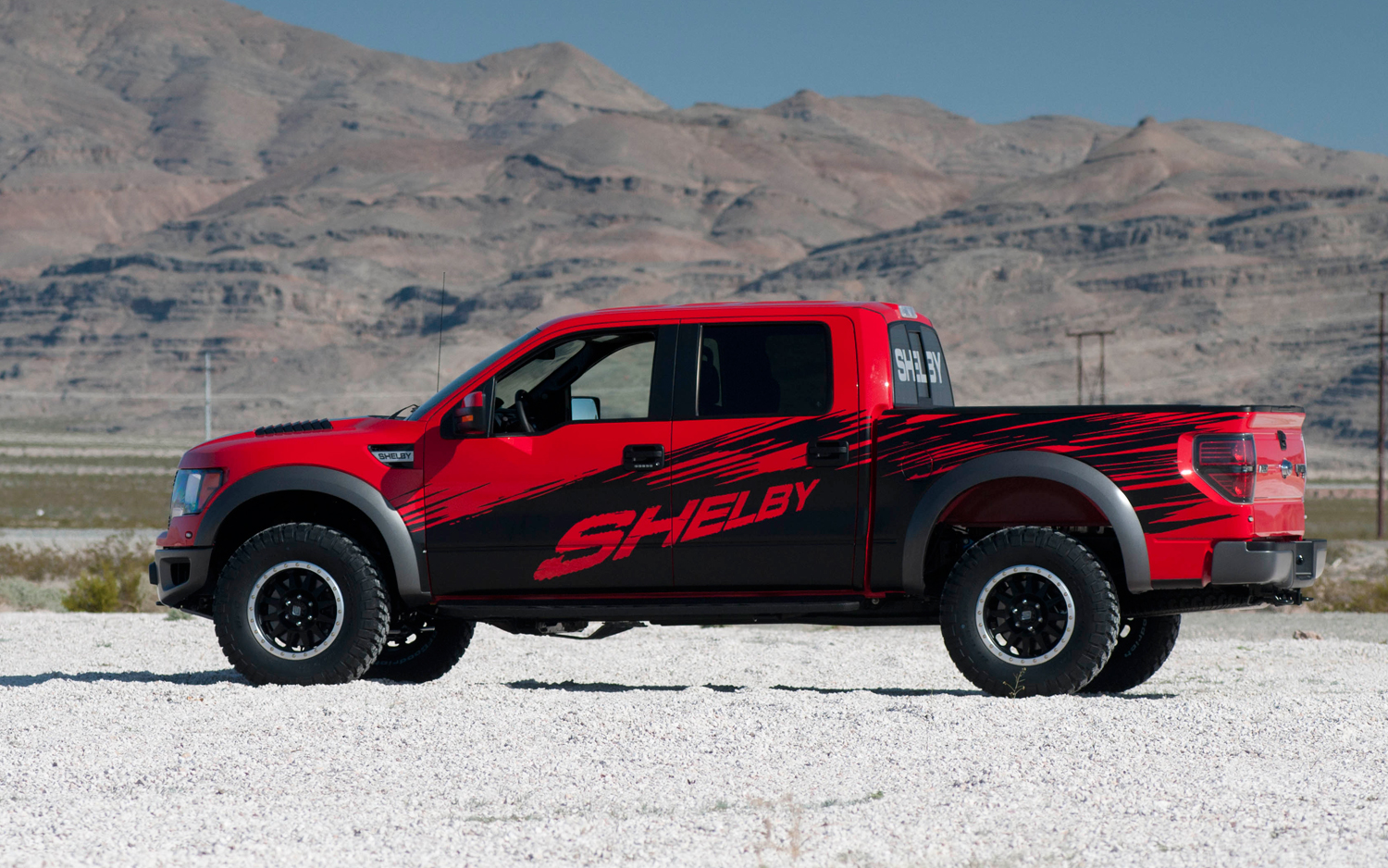 Shelby ford raptor