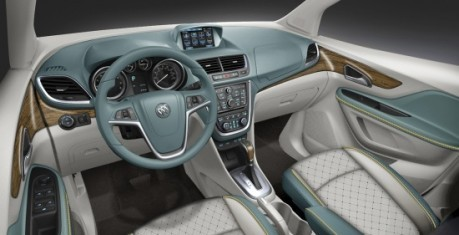 Buick Encore Redesign
