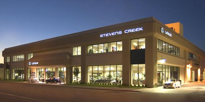 Stevens Creek Lexus