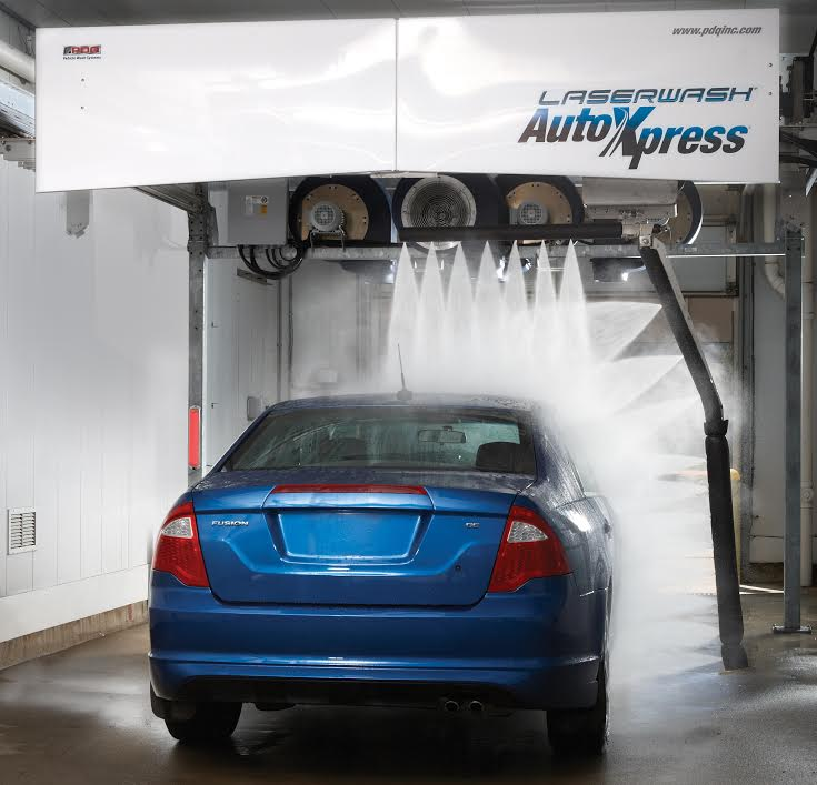 Touchless Car Wash On