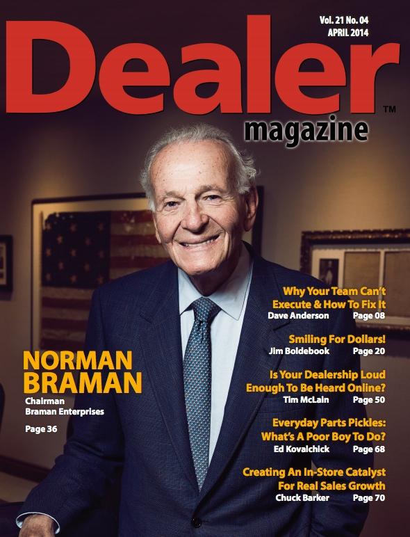 Interview With Norman Braman Owner Of Braman Enterprises