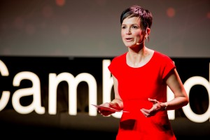 Tamsen Webster at TEDx Cambridge