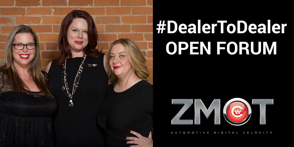 #DealerToDealer | Open Forum
