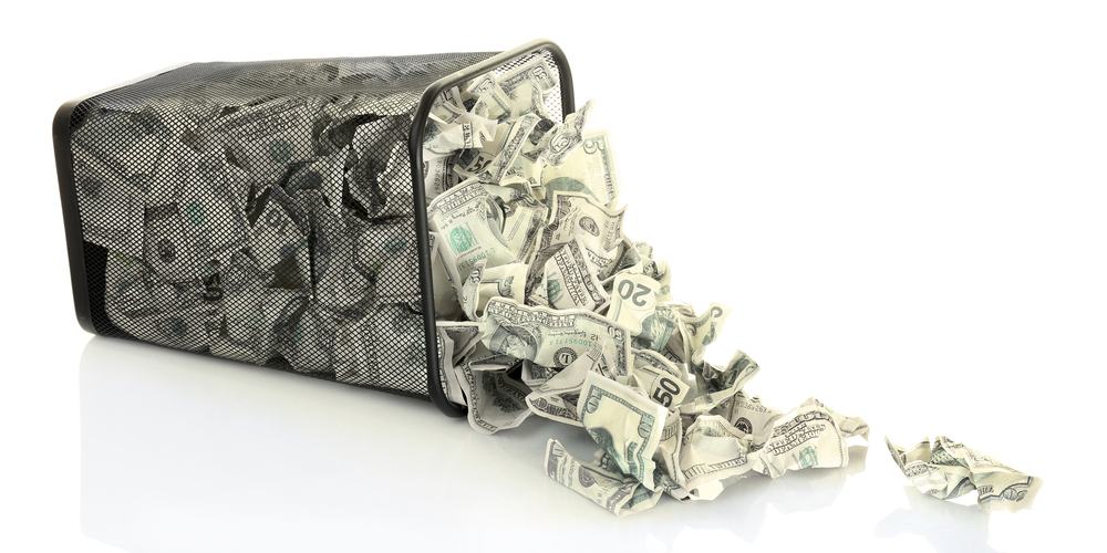 Oh the Dollars We Waste: How You Squander Your Marketing Budget & How to Fix It!