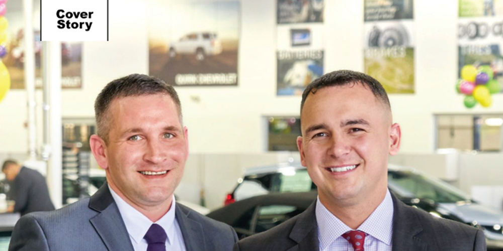 Interview With James Thorp And Gregory Merchanthouse Quirk Chevrolet Digital Dealer