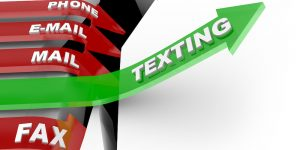Texting Beats Other Forms of Communication – Arrow Rises