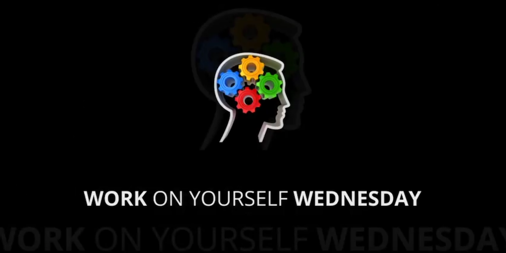 Work On Yourself Wednesday: Par For The Course
