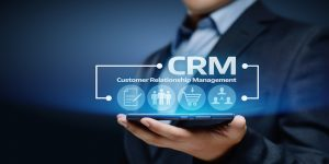 1601159 CRM Customer Relationship Management Business Internet Techology Concept