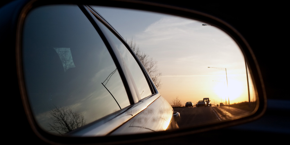 Car Travel Mirror