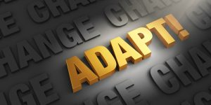 Adapt to Confront Change